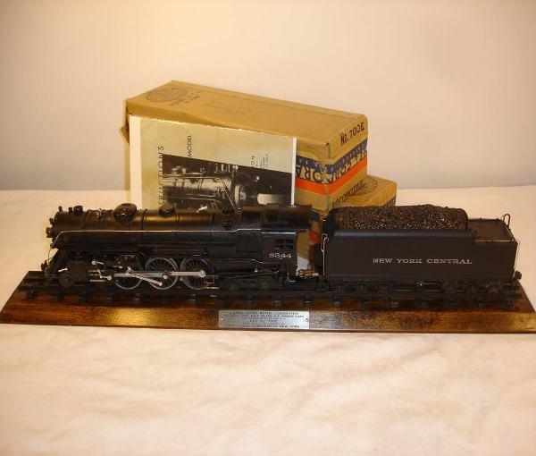 325: ABT: LN Lionel #700E/700W Scale Hudson/OBs+