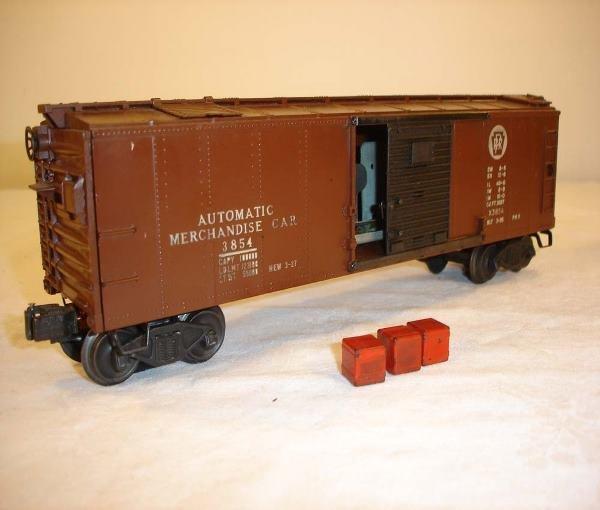 341: ABT: Lionel #3854 Scale Penn Oper. Merchandise