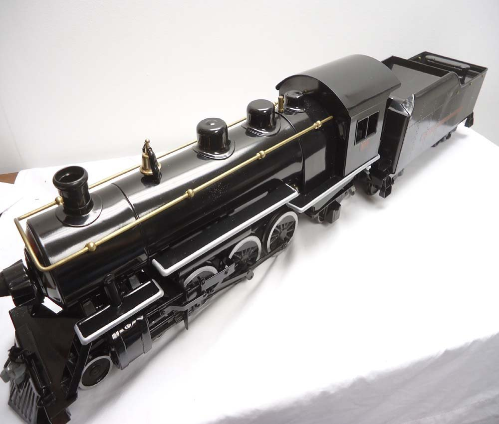 1: ABT: Buddy L Reproduction Outdoor Railroad #963 Stea