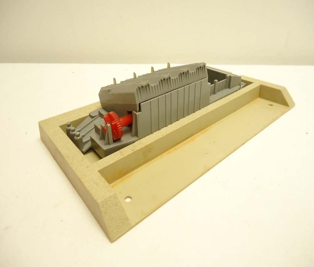 6: ABT: Great Lionel HO #0480 Missile Firing Range Set/ - 5