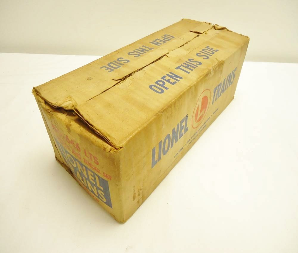 7: ABT: Scarce Lionel #646LTS Master Carton