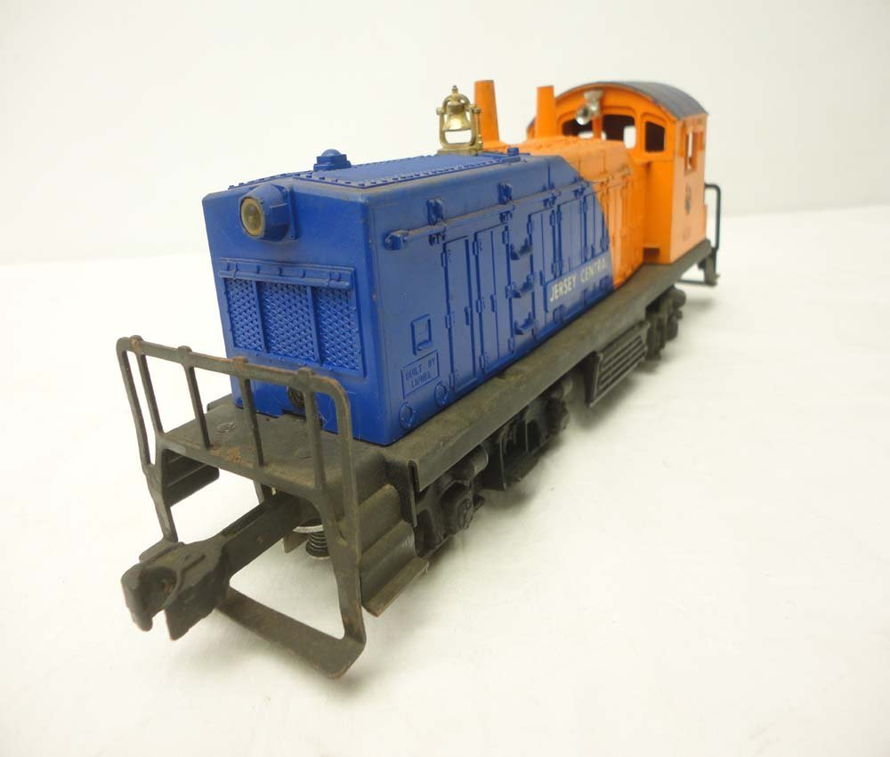11: ABT: Lionel #611 Jersey Central Diesel Switcher