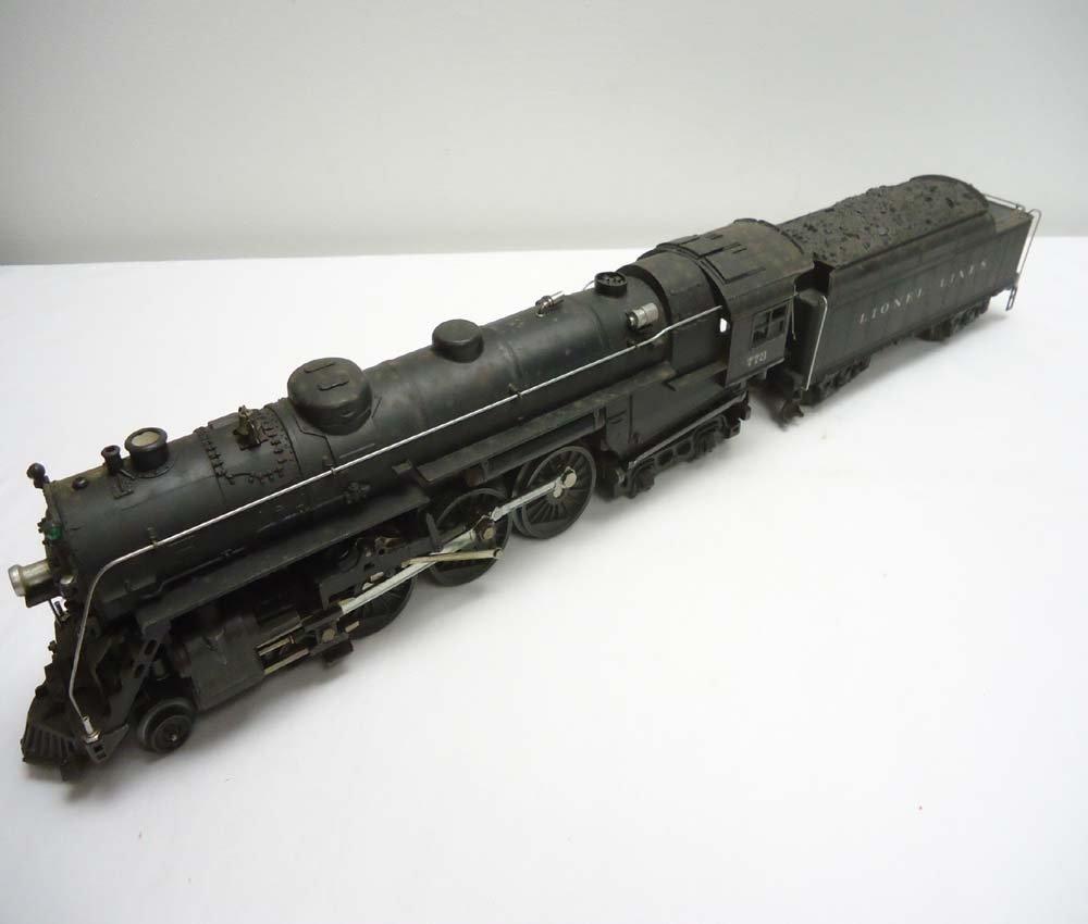 50: ABT: Nice Lionel #773 1950 Hudson & #2426W Diecast