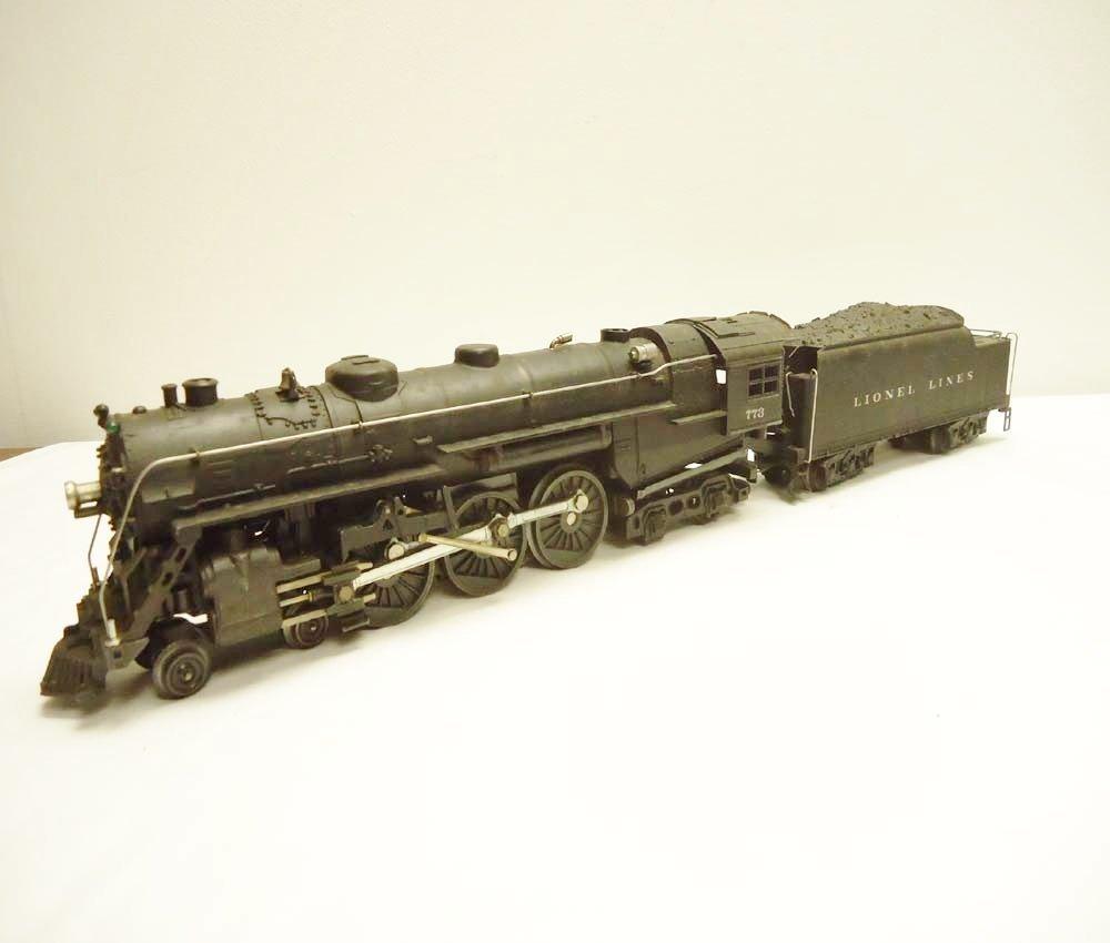 50: ABT: Nice Lionel #773 1950 Hudson & #2426W Diecast  - 2
