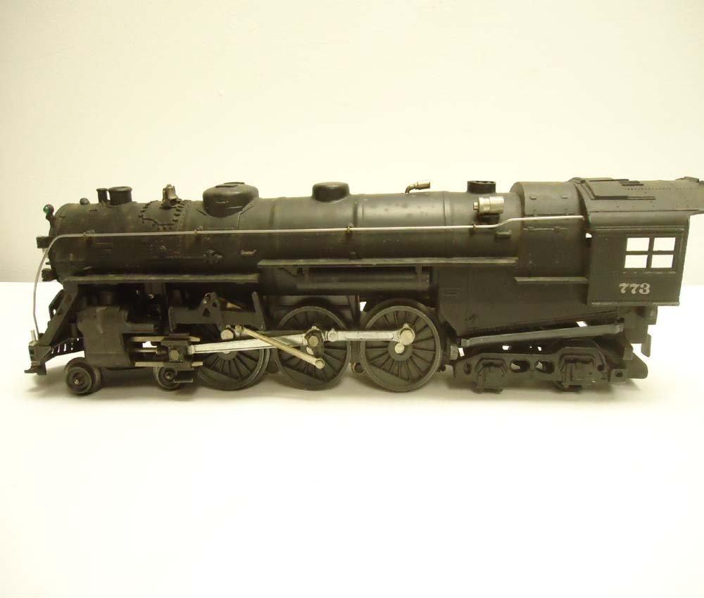 50: ABT: Nice Lionel #773 1950 Hudson & #2426W Diecast  - 4
