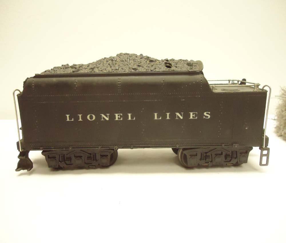 50: ABT: Nice Lionel #773 1950 Hudson & #2426W Diecast  - 5