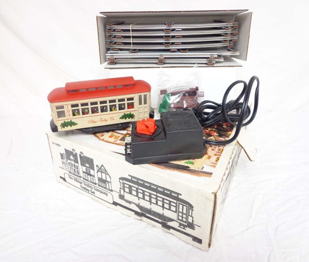 14: ABT: Mint Lionel #11809 Village Trolley Company Tro