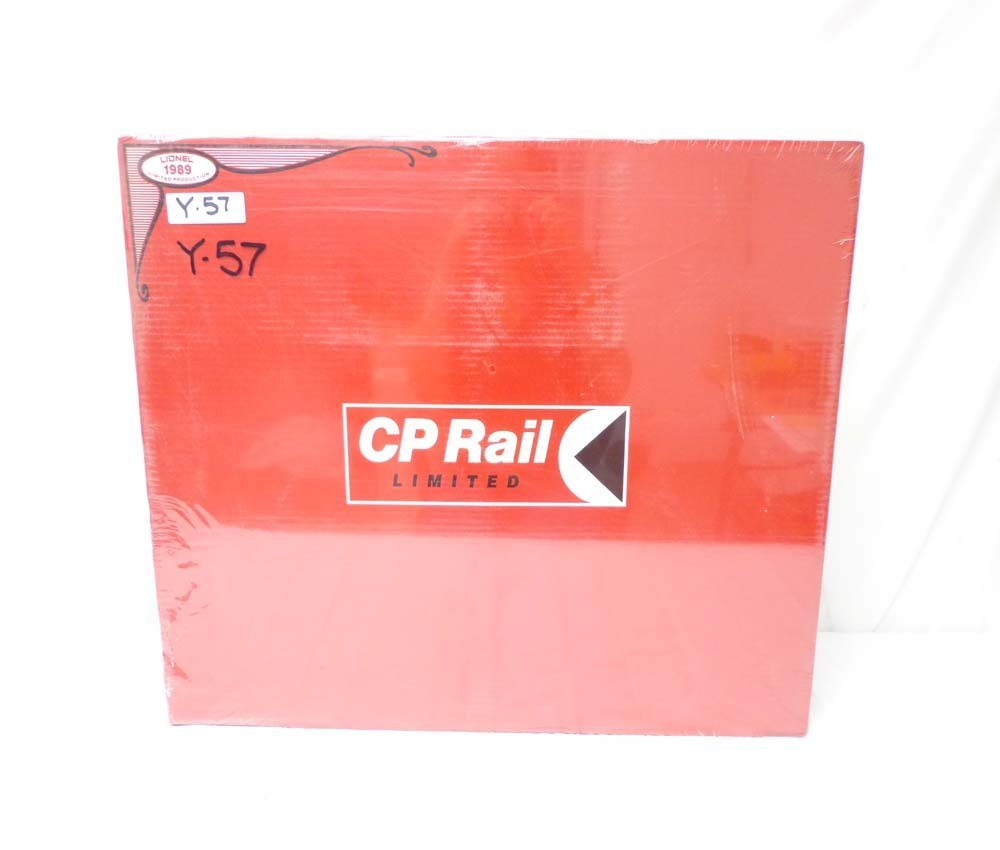 20: ABT: Mint/Sealed Lionel #11710 Canadian Pacific CP