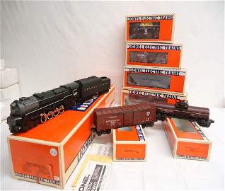 300: ABT: Lionel #8404 Seven Piece Pennsylvania FARR #5