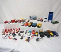 454: ABT: 50 Assorted Vehichles and Helicopters