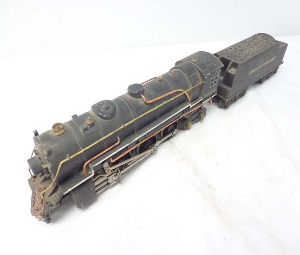20: ABT: American Flyer Lines #1681 2-6-4 Hudson Steam