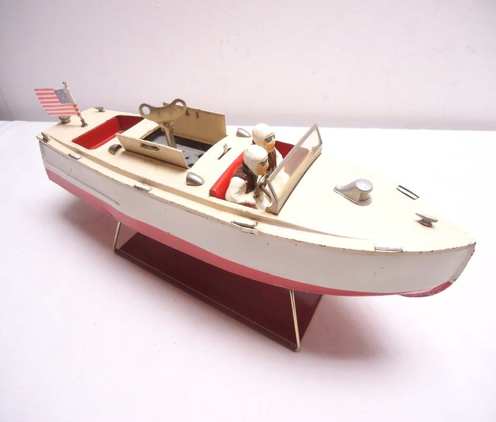 50: ABT: Lionel #43 Speed Boat