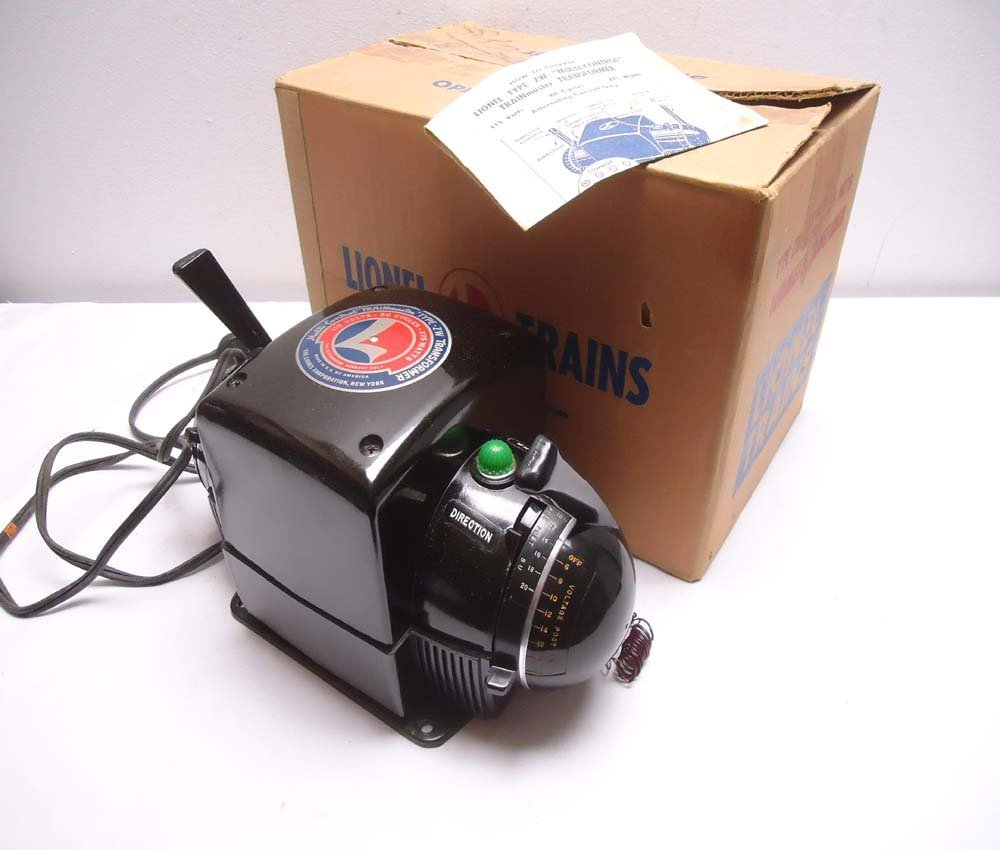 495: ABT: Lionel #ZW 275-Watts Transformer/OB+