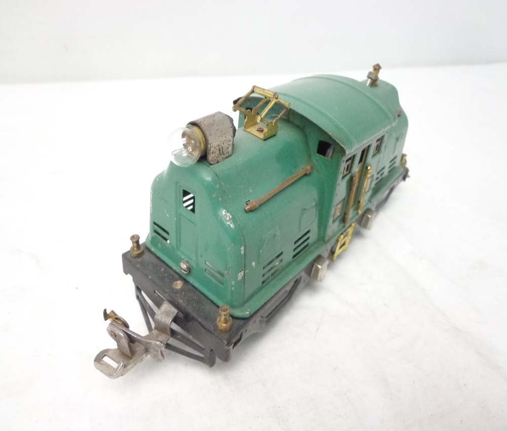 ABT: Lionel #252 Green Electric