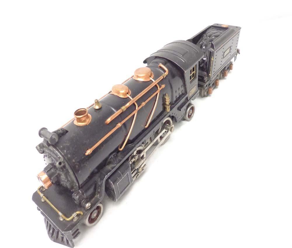 ABT: Linel #261/262T Steam Engine & Tender