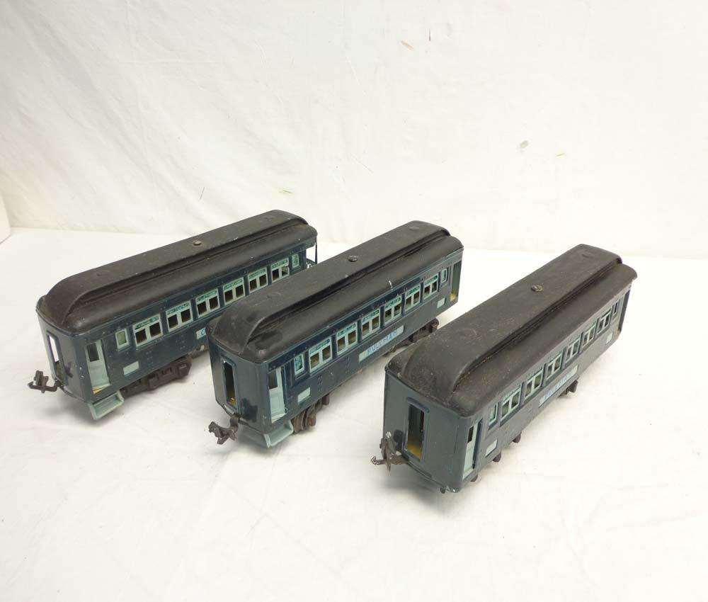 ABT: 3 Lionel Assorted #710/710/712 Passenger Cars (R)