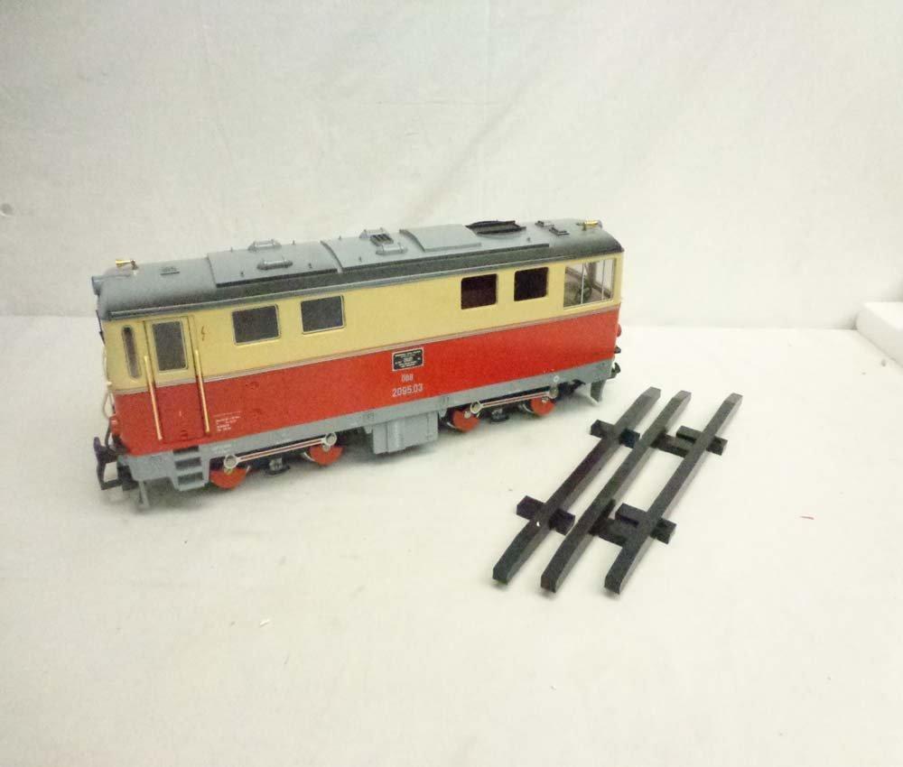 ABT: LGB G Scale: #2095 Switcher Locomotive