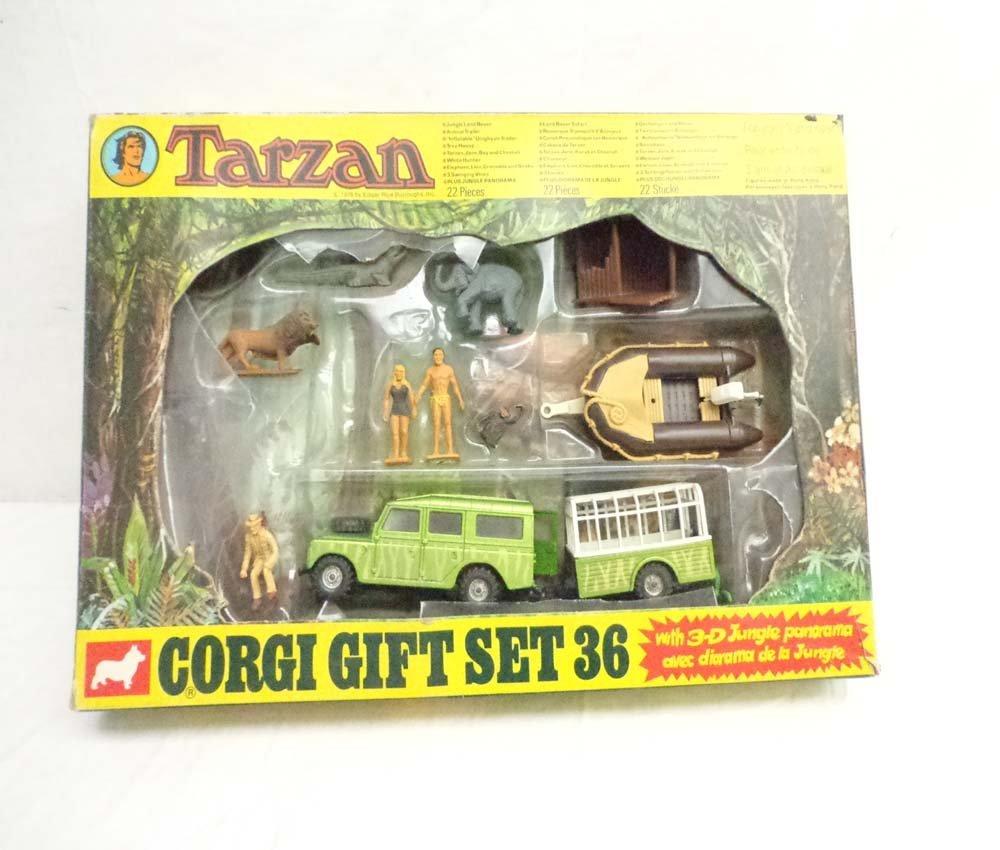 ABT: Corgi Gift Set #36 Tarzan/OB
