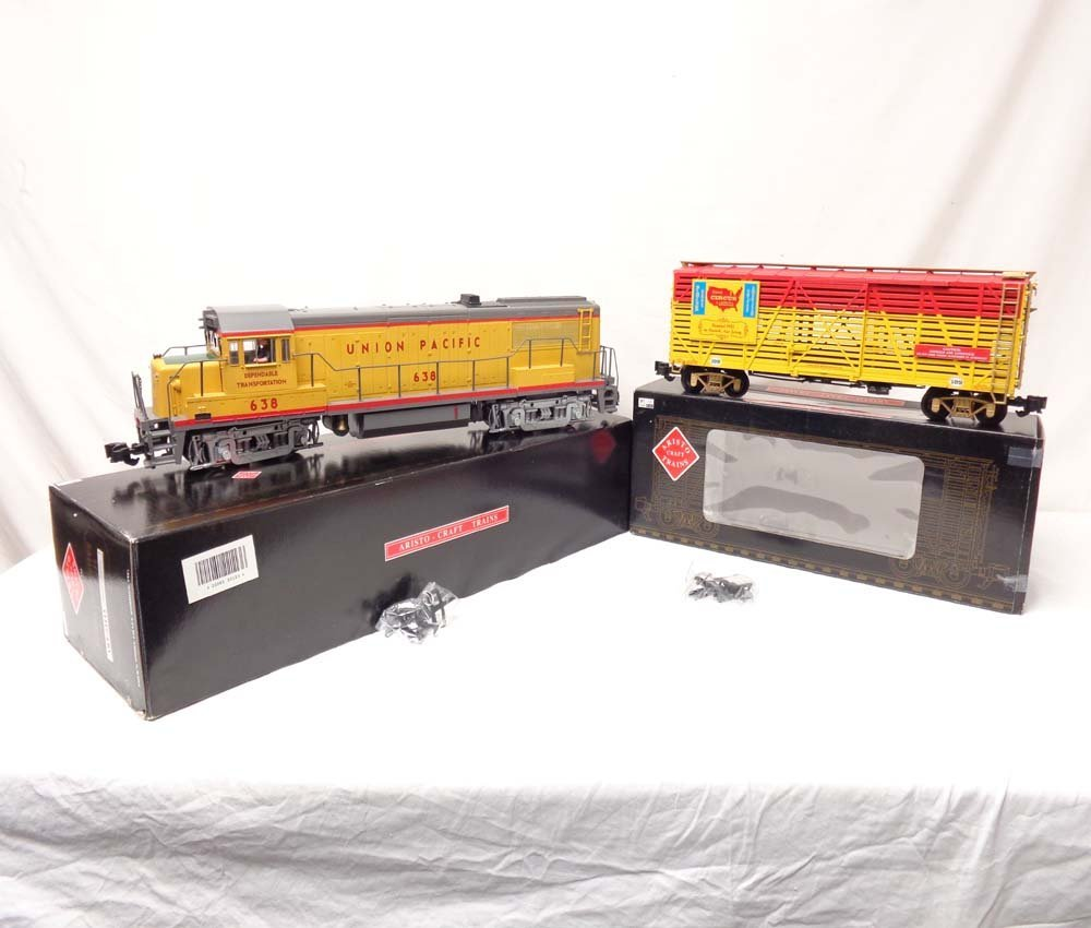 ABT: Aristo Craft 1 Gauge: #ART-22113 Union Pacific