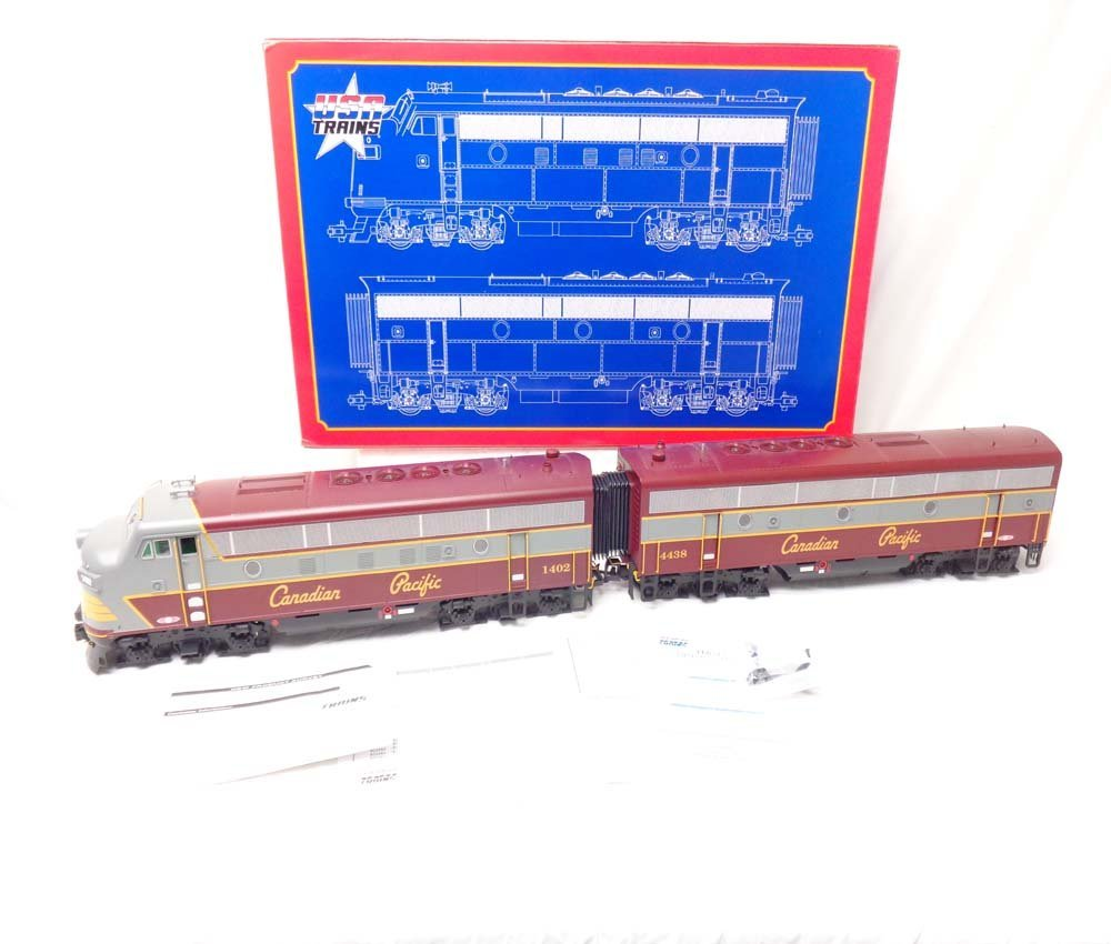 ABT: USA Trains G Gauge: #R22254 Canadian Pacific F-3