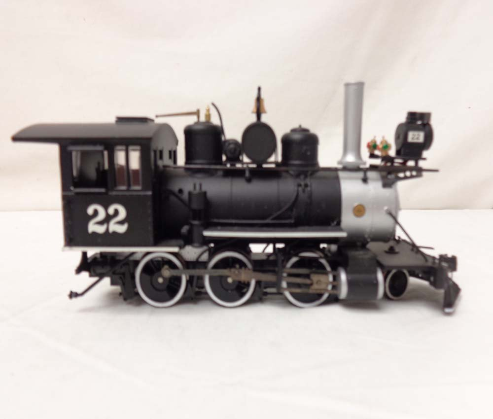 ABT: Bachmann On30 Scale: #25002 Colorado and Southern - 7