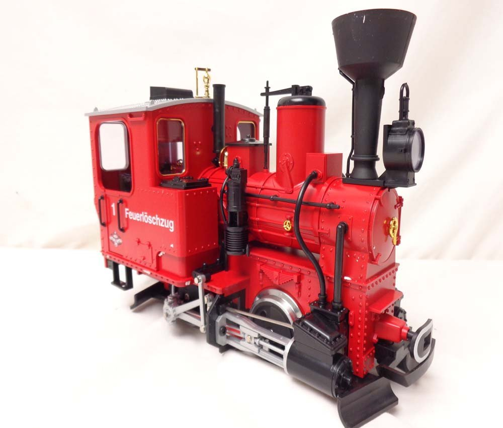 ABT: LGB G Scale: Red # 72940 Work Train Set/OB - 10