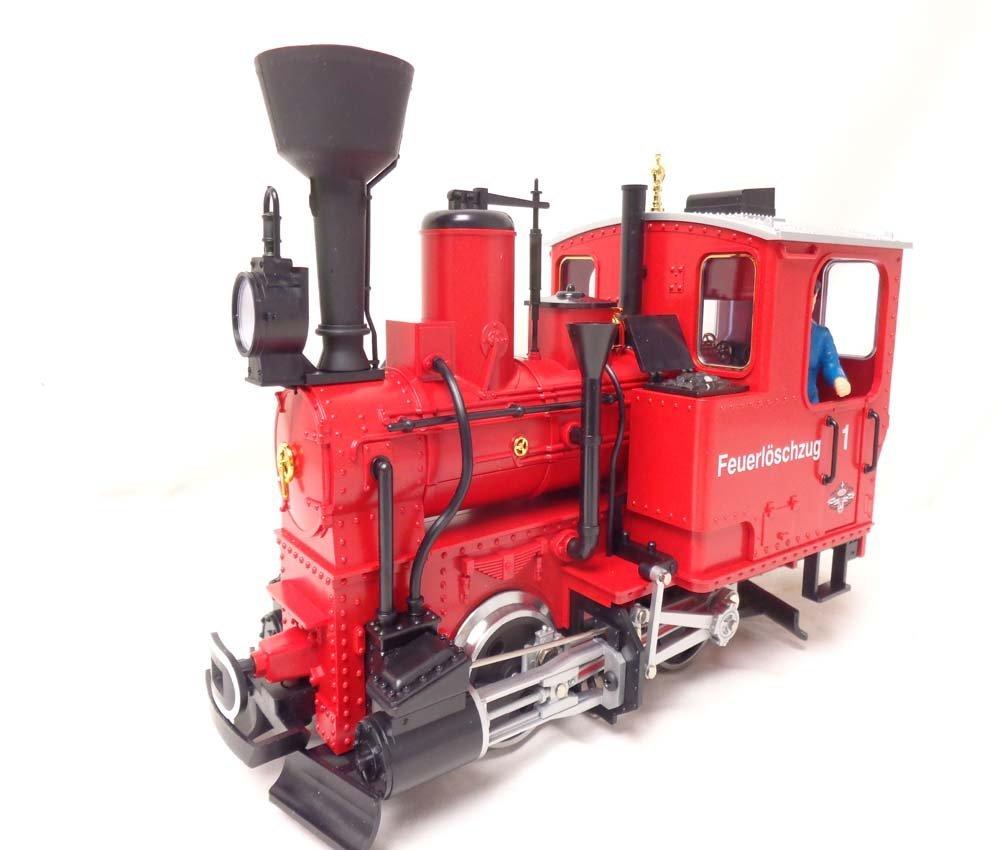 ABT: LGB G Scale: Red # 72940 Work Train Set/OB - 2