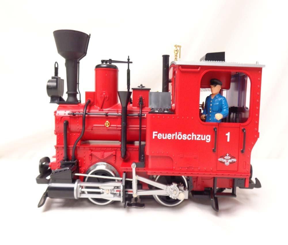 ABT: LGB G Scale: Red # 72940 Work Train Set/OB - 3