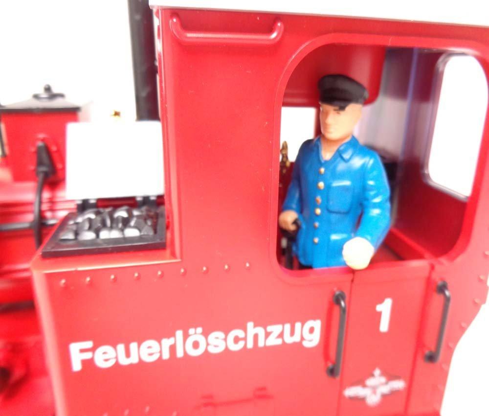 ABT: LGB G Scale: Red # 72940 Work Train Set/OB - 4