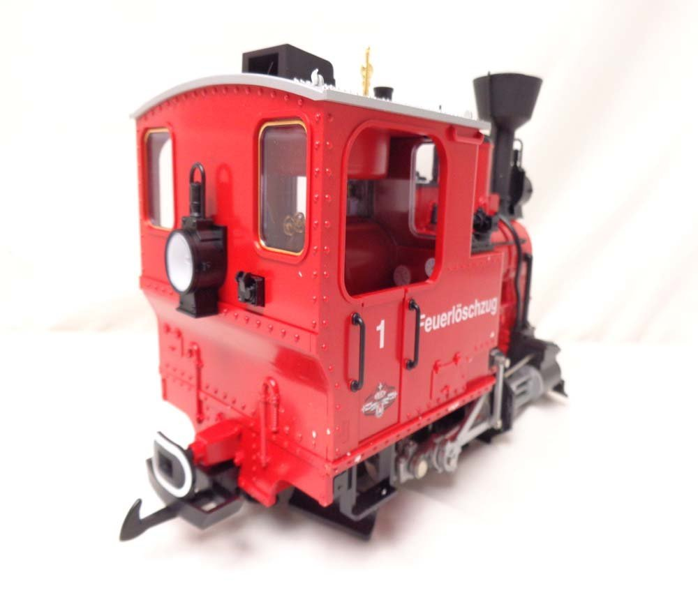 ABT: LGB G Scale: Red # 72940 Work Train Set/OB - 7