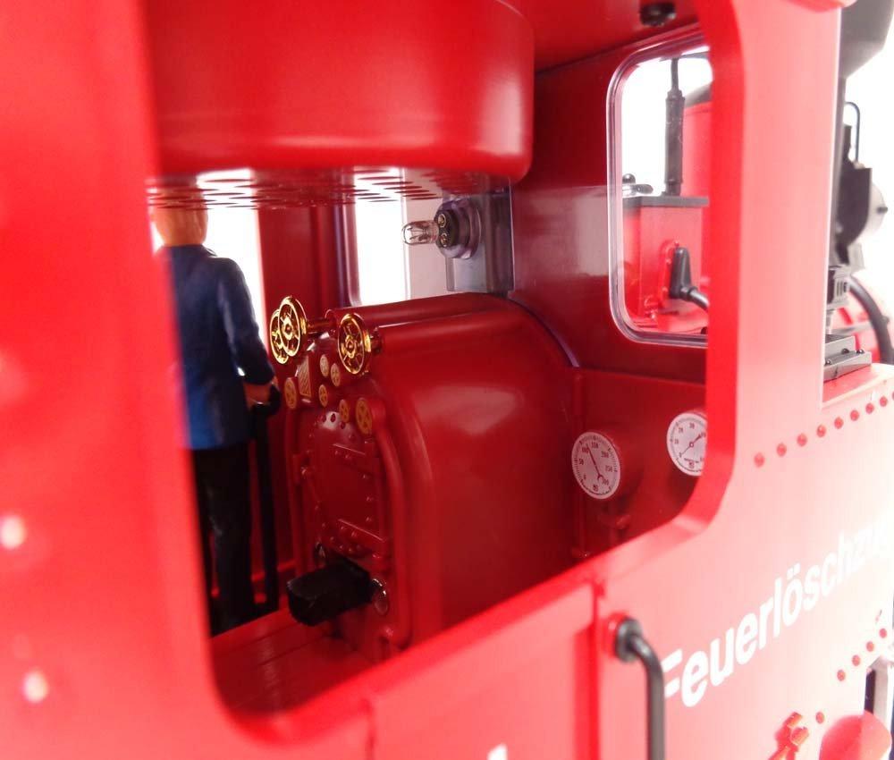 ABT: LGB G Scale: Red # 72940 Work Train Set/OB - 8