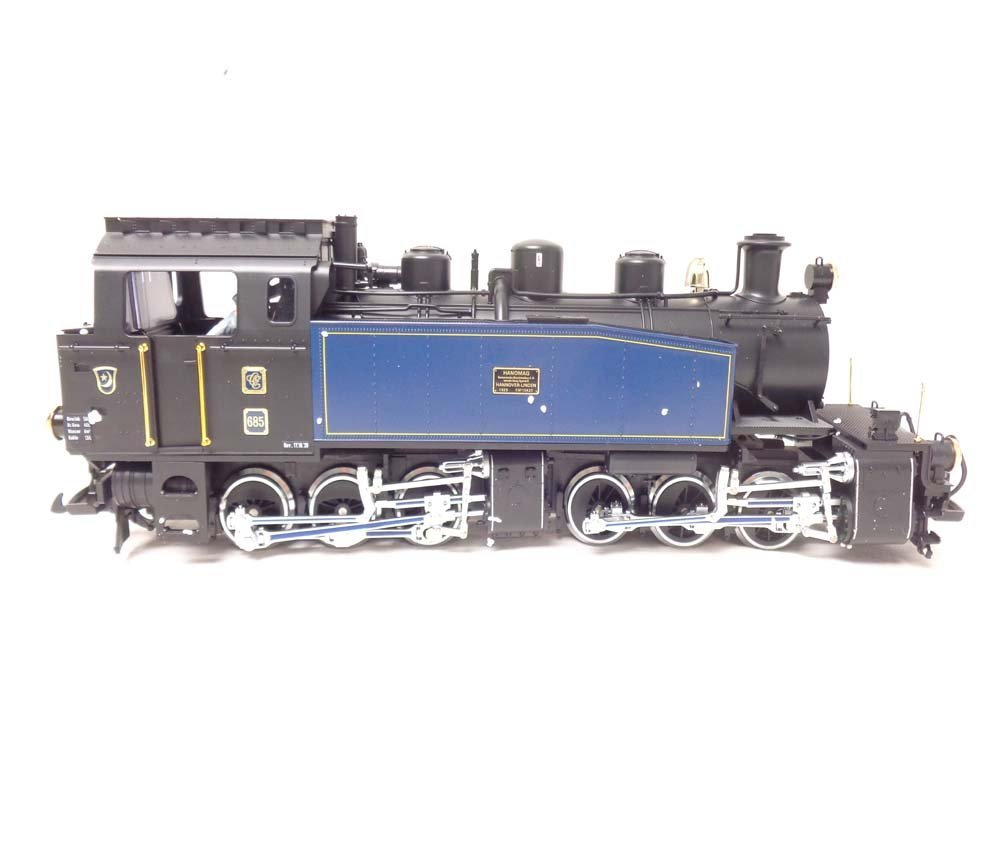 ABT: Mint LGB G Scale: #70685 The Orient Express Train - 10