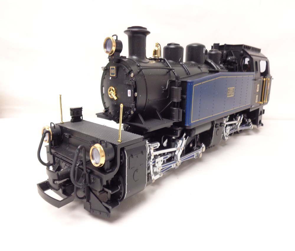 ABT: Mint LGB G Scale: #70685 The Orient Express Train - 3
