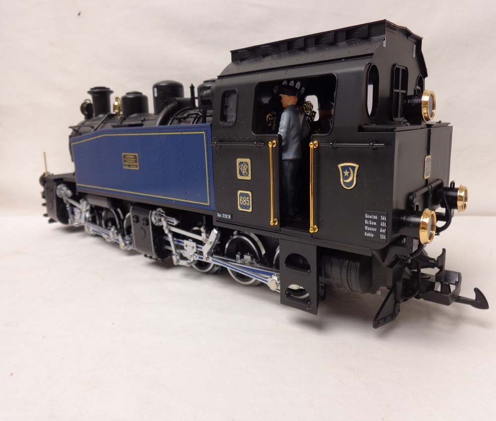 ABT: Mint LGB G Scale: #70685 The Orient Express Train - 5