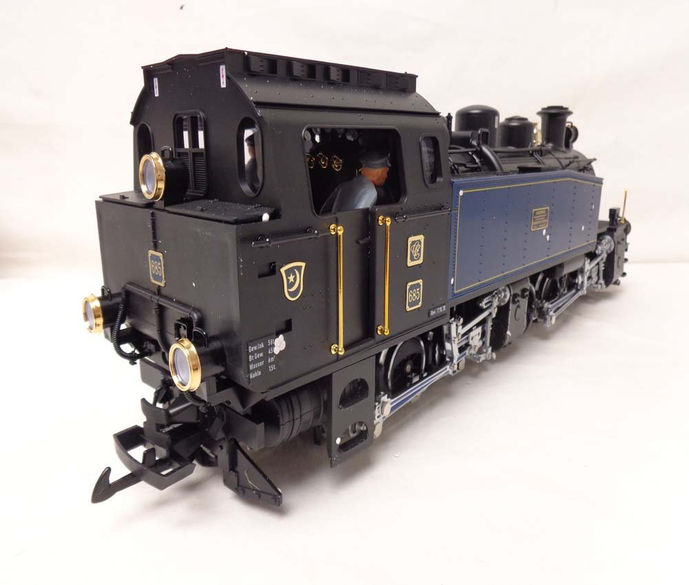 ABT: Mint LGB G Scale: #70685 The Orient Express Train - 8