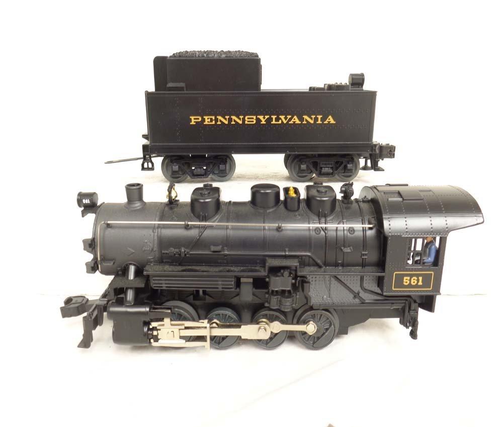ABT: Lionel #30089 Pennsylvania Flyer Train Set/OB - 2