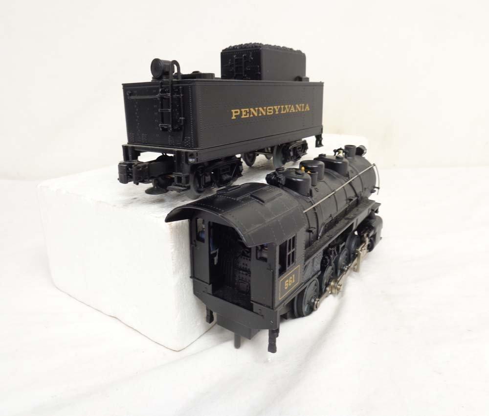ABT: Lionel #30089 Pennsylvania Flyer Train Set/OB - 5
