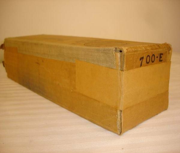 1: ABT: Brick Lionel #700E Hudson Original Box