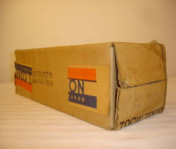 2: ABT: Brick Lionel #700W Scale Hudson Tender Original