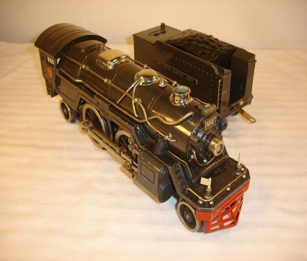 3: ABT: Outstanding Lionel #385E Gunmetal Engine w/#385