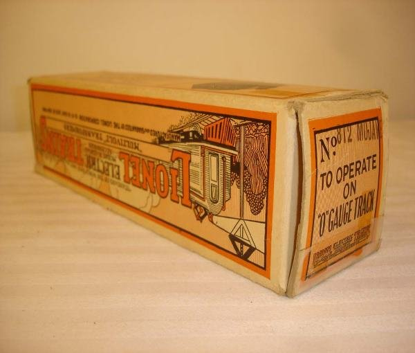 19: ABT: Nice Lionel #812 Mojave Gondola Early Original