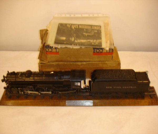1: ABT: Lionel #700E/700W Scale Hudson/Nice OBs+