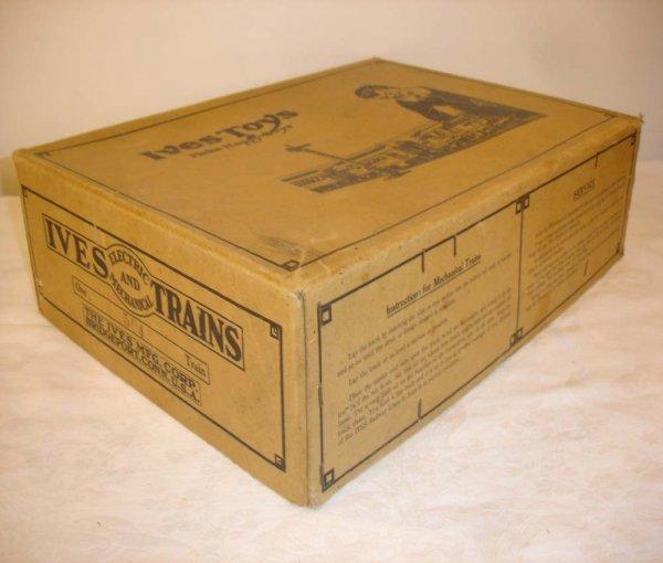 291: ABT: Brick Ives #504 Fort Orange Set Box
