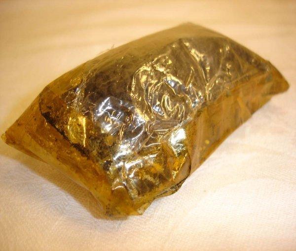 301: ABT: Mint Sealed Cellophane Bag of Coal