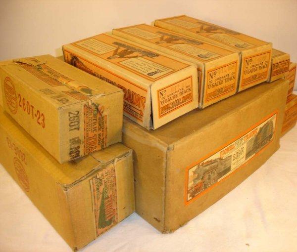 305: ABT: Brick Lionel #239E 1932 260 Freight Set Box/O