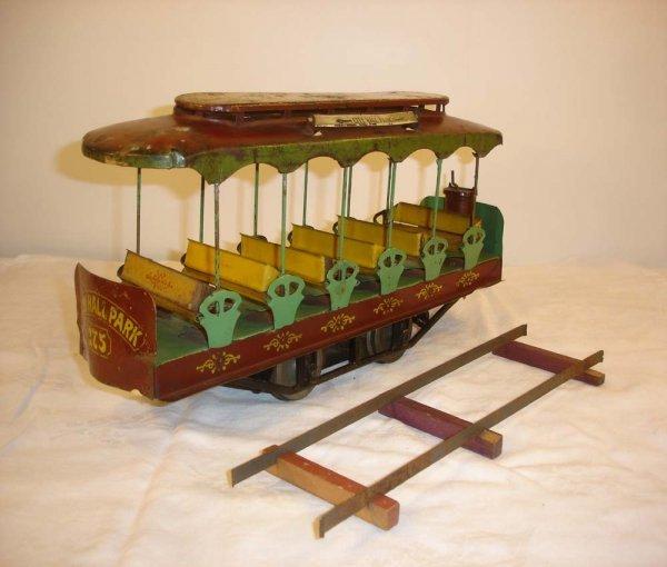 525: ABT: Lionel 2 7/8 Gauge #300 Summer Trolley