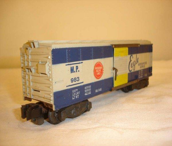 6: ABT: Nice AF #983 Missouri Pacific Box Car