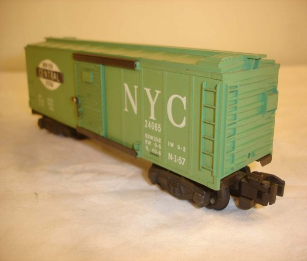 21: ABT: Nice AF #24065 NYC Green Box Car