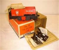 93: ABT: Great Lionel #55 Tie-Jector Unit/Brick OB+