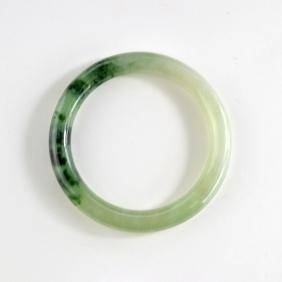 Jadeite Bangle Bracelet
